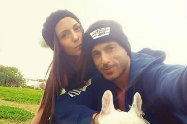 Το δημόσιο μήνυμα αγάπης την Ανθής Βούλγαρη για την επέτειο με τον σύντροφό της