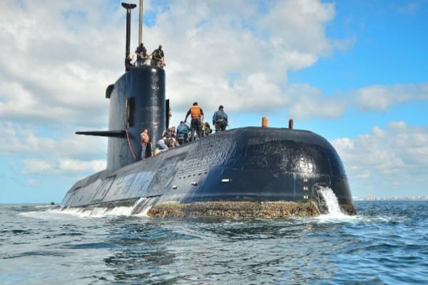 Αργεντινή: Εξελίξεις με το εξαφανισμένο υποβρύχιο. Ακούστηκε ήχος έκρηξης!