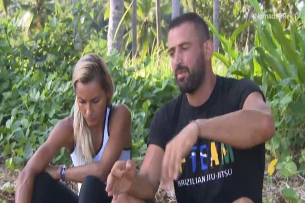 Nomads: Αρνήθηκε ο Κατσινόπουλος να μιλήσει με την Αποστολία Ζώη: «Αυτός ο υποχθόνιος τρόπος δεν μου αρέσει!» (Video)