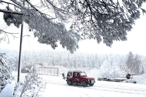 Αυτό δεν ήταν τίποτα: Έρχεται δεύτερο (χειρότερο) κύμα χιονιά! Που θα χιονίσει τις επόμενες ώρες;