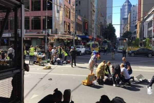 Και νέο τρομοκρατικό χτύπημα στην Μελβούρνη μέσα σε μια ώρα!