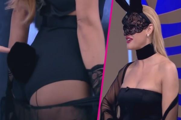 «My Style Rocks»: Κουνελάκι του Playboy η Ιωάννα Τούνη! (video)