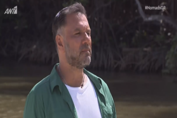 Nomads: Η ανακοίνωση του Γρηγόρη Αρναούτογλου για την πορεία του παιχνιδιού: «Είναι η τελευταία εβδομάδα που…» (Video)