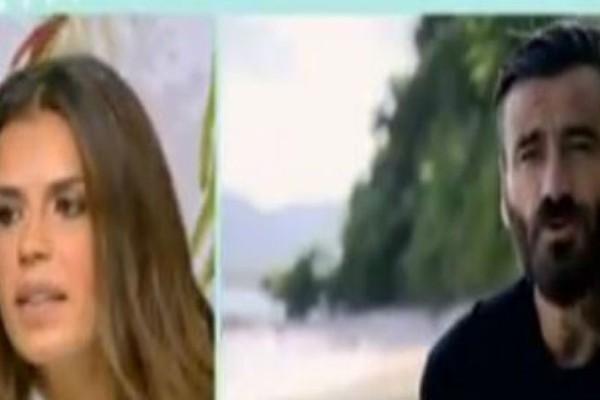 Nomads: Η Χριστίνα Κολέτσα «αδειάζει» δημόσια τον Γιώργο Μαυρίδη! Οι μπηχτές on air και η απίθανη ατάκα για την κλίκα! (video)