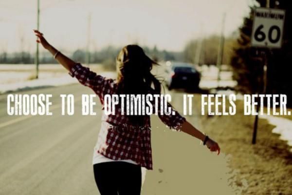 Αυτές είναι οι συνήθειες των αισιόδοξων ανθρώπων! Εσύ πόσο αισιόδοξος είσαι;