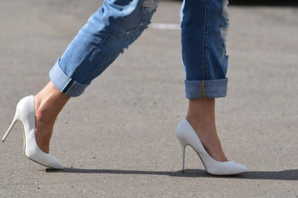 Έτσι θα φορέσεις ψηλοτάκουνα και δεν θα καταστρέψεις τα πόδια σου!