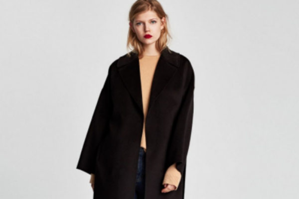 Σου βρήκαμε τα καλύτερα μαύρα παλτό της αγοράς στις πιο οικονομικές τιμές!