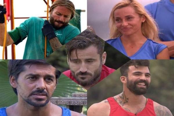 Nomads – Διαρροή: Οι παίκτες που σώζει το τηλεοπτικό κοινό και η αποχώρηση του Μαυρίδη! Μάθετε πρώτοι…