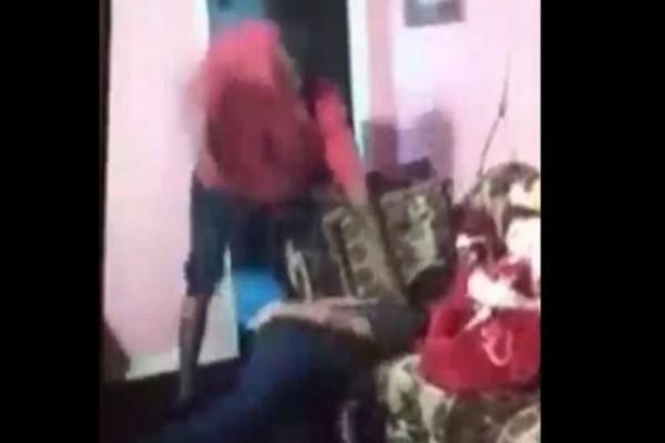 Βίντεο - σοκ: Πατέρας μαστιγώνει και ξυρίζει το κεφάλι της κόρης του επειδή