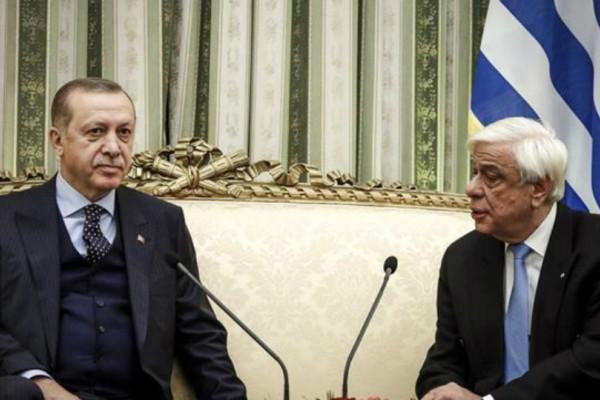 Το βράδυ το επίσημο δείπνο στο Προεδρικό Μέγαρο! Τι απαγορεύεται να σερβίρουν στον Ερντογάν;