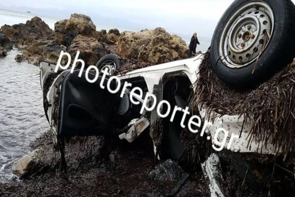Τραγωδία στην Λακωνία: Σ' αυτό το αυτοκίνητο βρέθηκε νεκρή η 26χρονη Ηλιάνα!