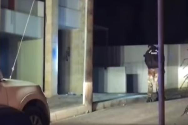 Ισχυρή έκρηξη χειροβομβίδας στη Λευκωσία - Ένας τραυματίας (Video)