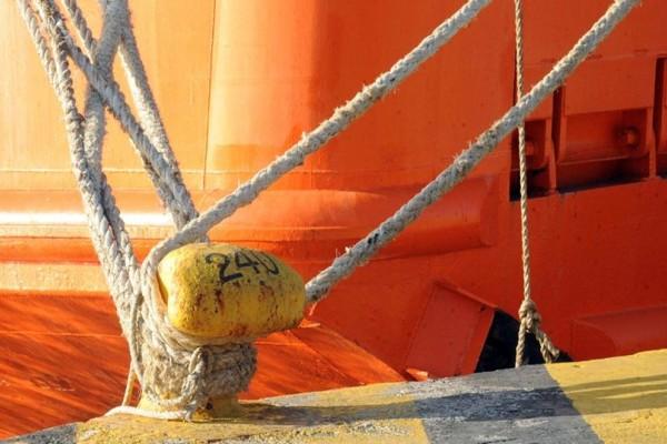 Απαγορευτικό στα λιμάνια της χώρας!