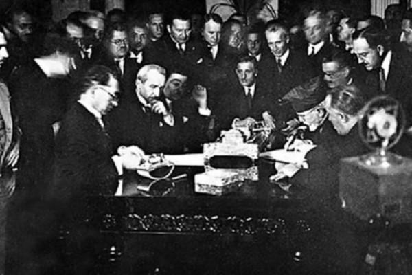 Ποια η συνθήκη της Λωζάνης που θέλει να αναθεωρήσει ο Ερντογάν; Όλα όσα πρέπει να γνωρίζετε!