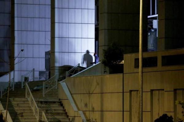 Είδηση - σοκ: Υπάρχει θύμα από την βομβιστική επίθεση στο Εφετείο!