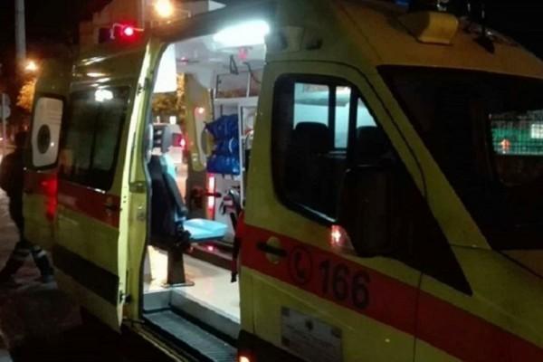 Τέσσερα νεαρά άτομα στο νοσοκομείο μετά από τροχαίο!