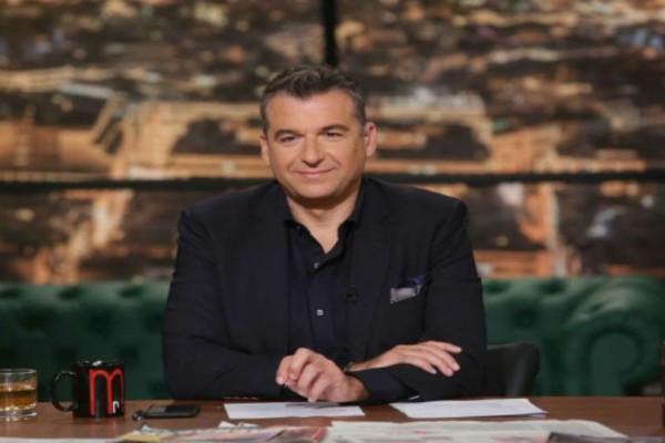 Late Night: Παπαδημητρίου – Πίντζης έριξαν από την κορυφή τον Γιώργο Λιάγκα! Τι νούμερα σημείωσε;