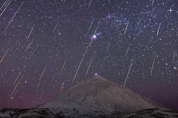 Διδυμίδες: Το απίστευτο φαινόμενο που θα συμβεί στον ουρανό το βράδυ της Τετάρτης!