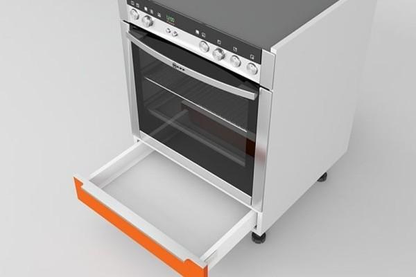 Απίστευτο: Σε τι χρησιμεύει το συρτάρι κάτω από τον φούρνο σας; Όχι δεν είναι για τα ταψιά...