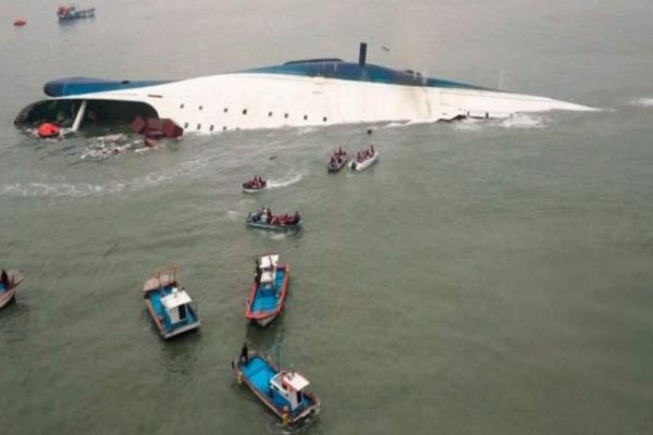 Ασύλληπτη τραγωδία: Βυθίζεται πλοίο! Φόβοι για 251 νεκρούς!