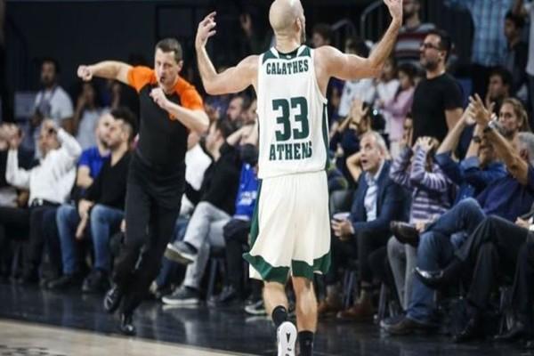 Euroleague: MVP Νοεμβρίου ο Νικ Καλάθης!