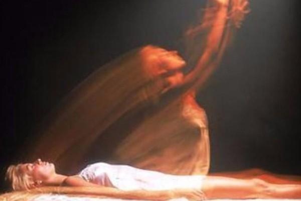 Ανατριχιαστικές φωτογραφίες της ψυχής την ώρα που φεύγει από το σώμα!
