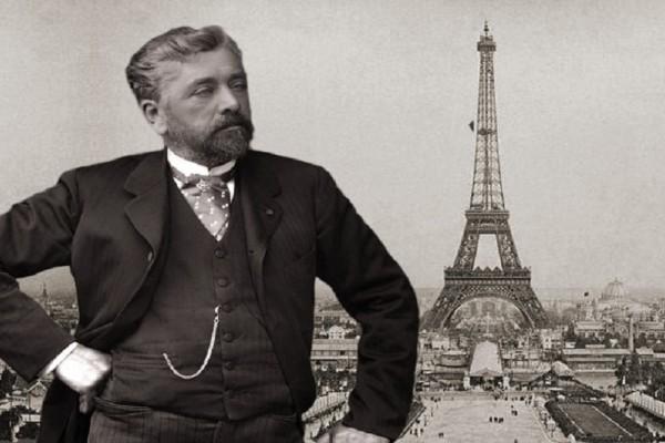 Σαν σήμερα στις 27 Δεκεμβρίου το 1923 πέθανε ο Γκιστάβ Άιφελ!