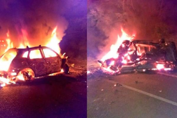 Νέα τραγωδία που συγκλονίζει παραμονή της Πρωτοχρονιάς: Τροχαίο με τουλάχιστον 10 νεκρούς... ανάμεσα τους και ένα βρέφος (Photos)