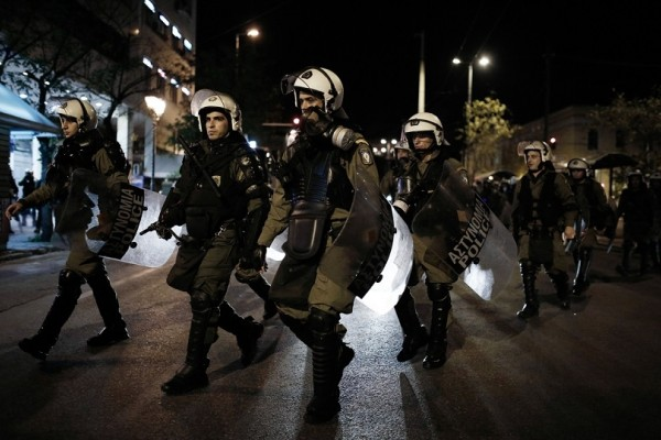 «Οχυρωμένο» το κέντρο της Αθήνας για την επέτειο Γρηγορόπουλου! - Πάνω από 3.000 αστυνομικοί θα πάρουν μέρος στο σχέδιο της ΕΛ.ΑΣ