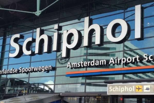 Αστυνομικοί στο Άμστερνταμ πυροβόλησαν άνδρα που κρατούσε μαχαίρι μέσα στο Σίπχολ!