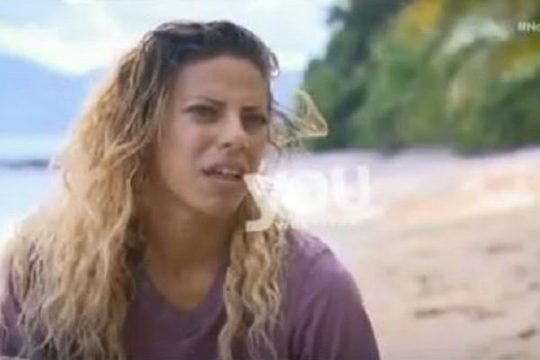 Nomads: Απίστευτα καρφιά από την Δήμητα Φραντζή στην Βασιλική Μιλλούση: «Έχει επιλέξει πλέον την παρέα της!» (Video)