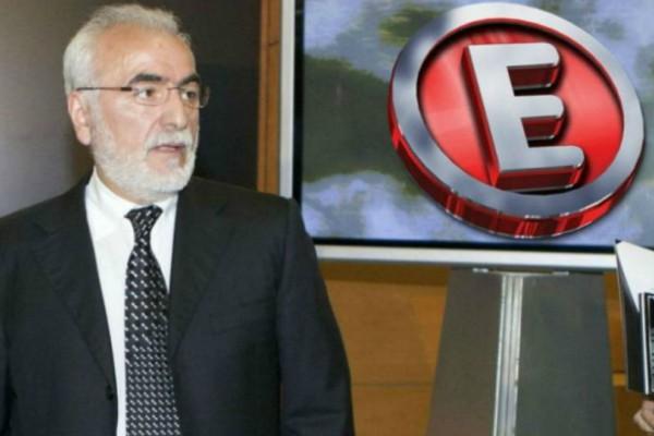 Ο Ιβάν Σαββίδης στις εγκαταστάσεις του Έψιλον: Η φωτογραφία ντοκουμέντο και η συνάντηση με όλους τους παρουσιαστές!