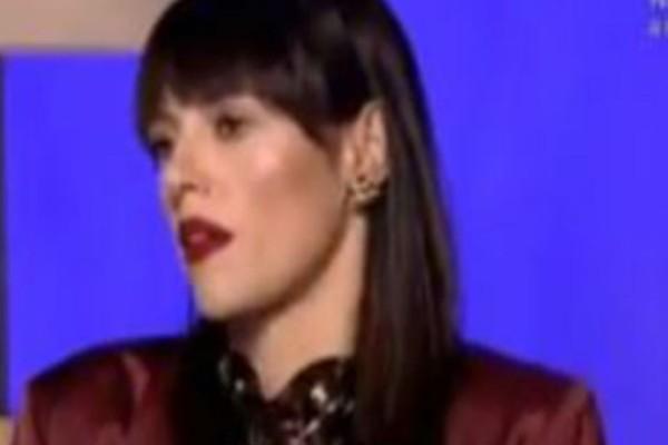 My Style Rocks: Τα «καρφιά» της Ραμόνας στην Ιωάννα Τούνη on air! Έντονη αμηχανία στο πλατό! (video)