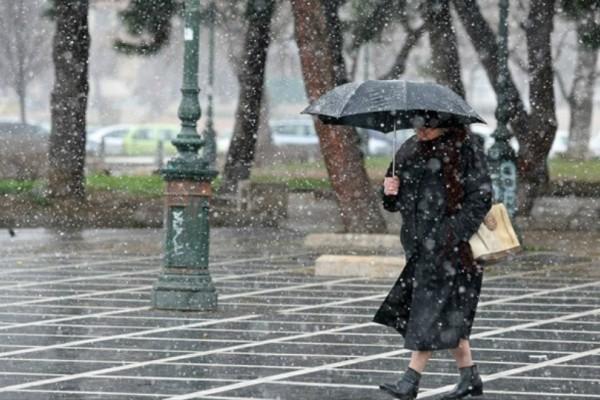 «Βόμβα» από τον Γιάννη Καλλιάνο: Έρχεται ραγδαία επιδείνωση του καιρού! Πτώση της θερμοκρασίας ακόμη και έως 10 βαθμούς κάτω!