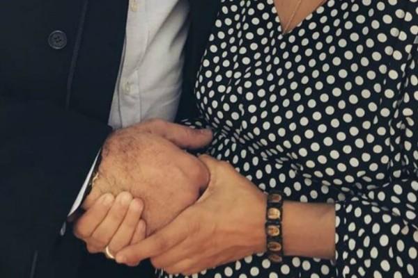 Έσκασε τώρα! Αγαπημένη εγκυμονούσα της ελληνικής σόουμπιζ μόλις παντρεύτηκε! Οι πρώτες φωτογραφίες και οι βέρες!