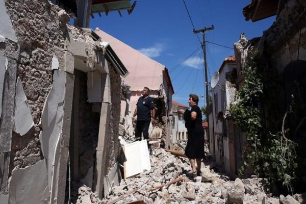 Ελλαδάρα 2017: Ζητούν από τους σεισμοπαθείς της Λέσβου να πληρώσουν ΕΝΦΙΑ για τα γκρεμισμένα σπίτια τους!