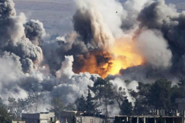 Έκτακτο: Ισραηλινές αεροπορικές επιδρομές στη Γάζα