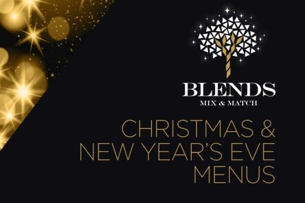 Ρεβεγιόν Χριστουγέννων και Πρωτοχρονιάς στο Blends!