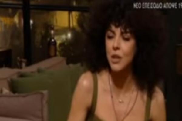 Η Μαρία Σολωμού μιλάει για πρώτη φορά για τον χωρισμό της με τον Μάριο Αθανασίου: Μέναμε μαζί, δεν κάναμε έρωτα (video)