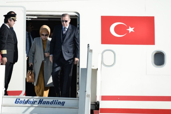 Παυλόπουλος σε Ερντογάν: «Η συνθήκη είναι η βάση που θεμελίωσε τη φιλία μας. Δεν χρειάζεται αναθεώρηση»