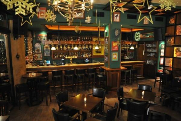 Green Rose: Η μπυραρία στο Περιστέρι που ξεχωρίζει για τον ζεστό της χώρο και τα διαφορετικά πιάτα ημέρας!
