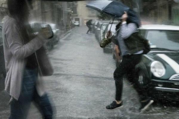 Καιρός: Πτώση της θερμοκρασίας, βροχές και καταιγίδες!