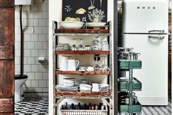 Ιδέες για να βάλεις τάξη στην κουζίνα σου!