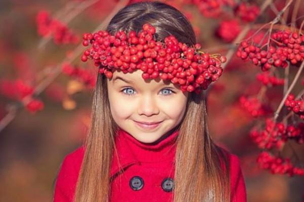 Τα ΜΜΕ μιλούν για αυτήν ασταμάτητα! Το ομορφότερο κορίτσι στον κόσμο!