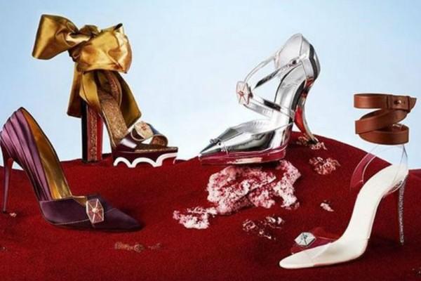 Ο Christian Louboutin σχεδιάζει μοναδικά παπούτσια εμπνευσμένα από το Star Wars!