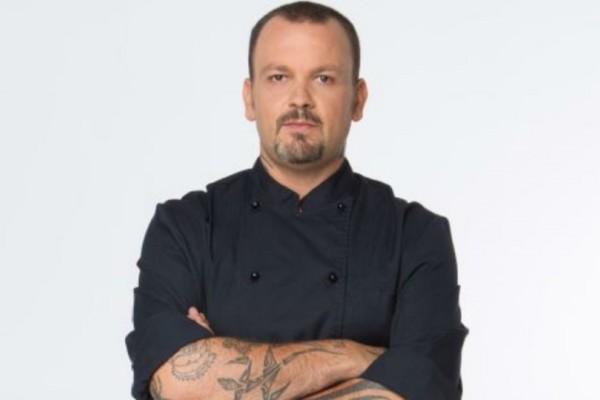 Δημήτρης Σκαρμούτσος: Αυτή είναι η νέα του τηλεοπτική στέγη μετά την αποχώρηση από το «Master Chef»