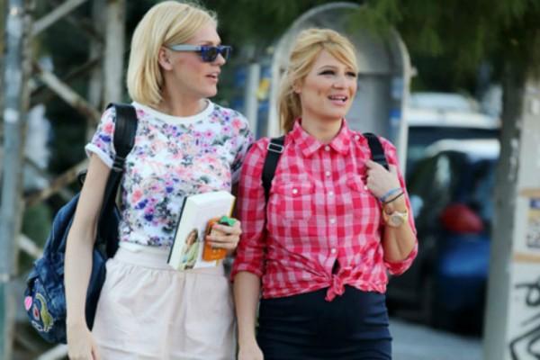 Φαίη Σκορδά – Σάσα Σταμάτη: Συναντήθηκαν ξανά μετά το τέλος της συνεργασίας τους!