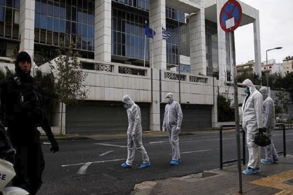 Η Ομάδα Λαϊκών Αγωνιστών ανέλαβε την ευθύνη για τη βομβιστική επίθεση στο Εφετείο Αθηνών