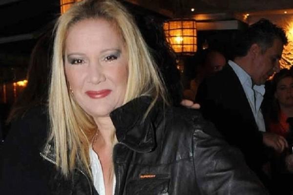 Αδυνάτισε κι άλλο η Έλντα Πανοπούλου! - Η πρόσφατη εμφάνισή της που έκλεψε τις εντυπώσεις!