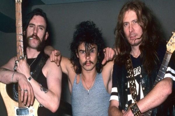 Πέθανε ο κιθαρίστας των Motörhead, Έντι Κλαρκ!